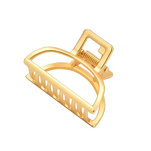 ❤Ywoow❤❤ , Ladies Large Hair Claw Clamps Small Hair Clip Butterfly Claws Clamps Accessories