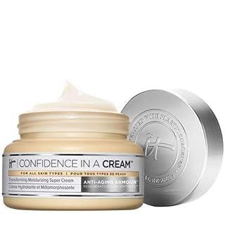 It Cosmetics Confidence in a Cream Moisturizing Super Cream Moisturizer 2 oz