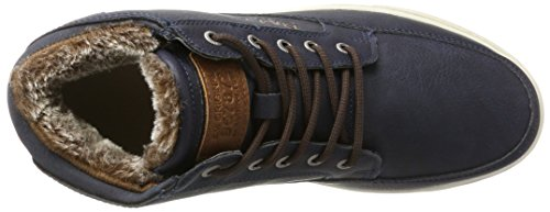 Uomo Blu Stivali Navy 3712101 Supremo EPqYwX1