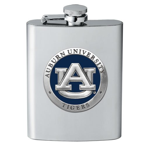 Heritage Pewter Auburn Tigers Flask from Heritage Pewter