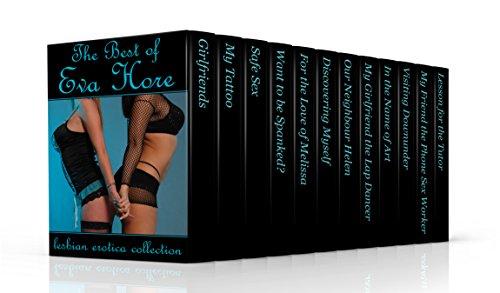 The Best of Eva Hore - Lesbian Erotic Romance Box Set (12 Books in 1)