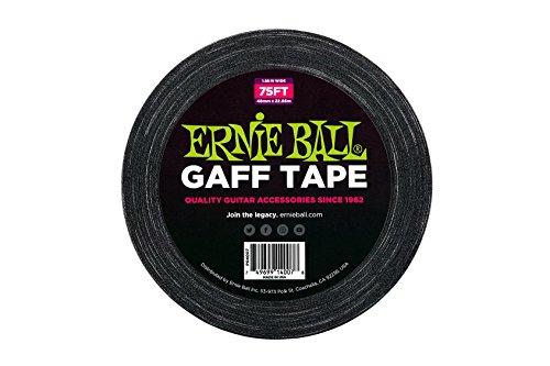 Ernie Ball P04007 Gaff Tape, 75'