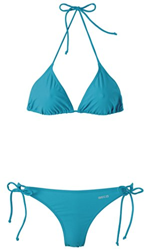 Beco Mujer Triángulo Bikini de Basics Turquesa - petróleo