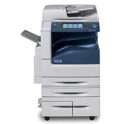 Refurbished Xerox WorkCentre 7970 A3 Color Multifunction Printer - 70 ppm, Copy, Print, Scan, Email, 2400 x 2400 dpi