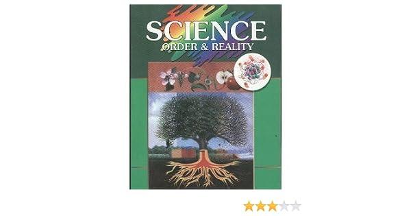 A Beka Book Science Order and Reality 7 Answer Key (A Beka Book ...