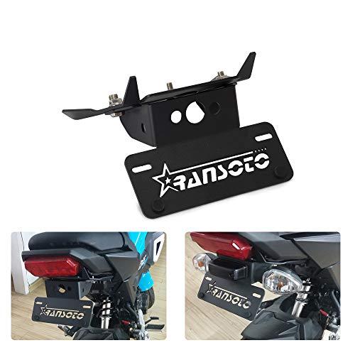 Motorcycle Fender Eliminator license plate mount Fit for Honda Grom MSX125 2017 2018 2019