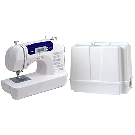 Amazon Brother CS40i FeatureRich Sewing Machine And Brother Beauteous Brother Sewing Machine Cs6000i