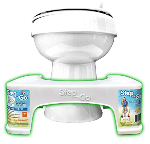 Step and Go Toilet