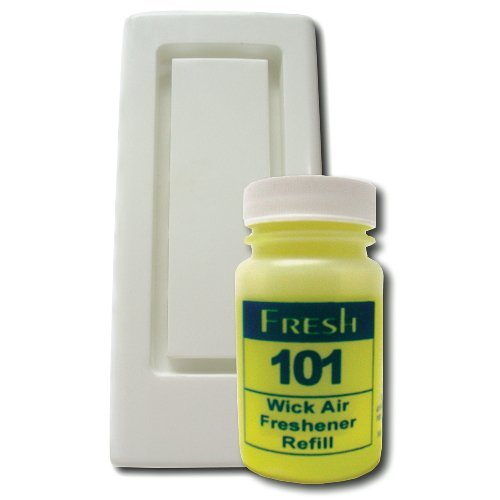 Fresh Products FRS 1215MC-CIT 1.5 oz Concentrated 101 Wick Citrus Fragrance Deodorant Bottle