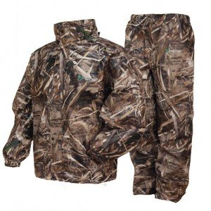 Frogg Toggs Frogg Toggs All Sport Rain Suit, Realtree Timber, Size Small All Sport Rain Suit, Realtree Timber, Small by Frogg Toggs (Image #4)