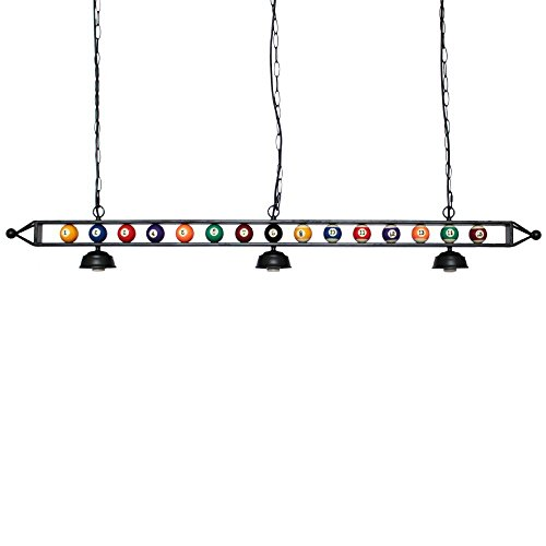 Chende Pool Table Light Fixture (NO Shades)