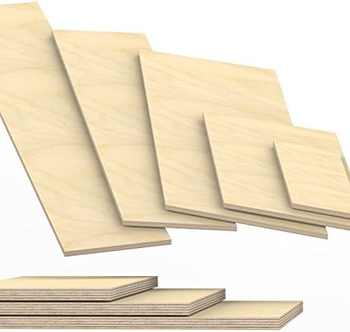 18mm Panneau de contreplaqu/é d/ébit/é /à 200cm en longueur panneaux multiplex 20x90 cm