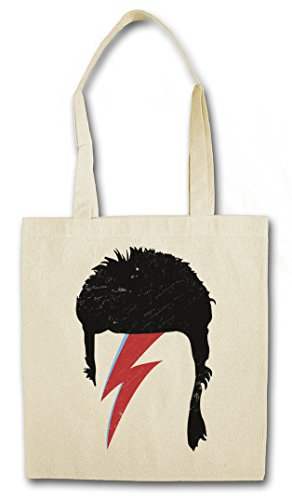 "Hipster ""J"" Bowie Backwoods Ziggy Music Bag Cut – David Hairstyle Stardust Urban OBASRO"