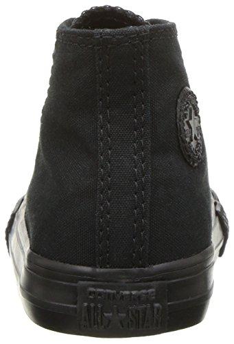 Converse Unisex-Kinder CT As SP Hi YTH Blk Mono Hohe Sneaker Black Monoch