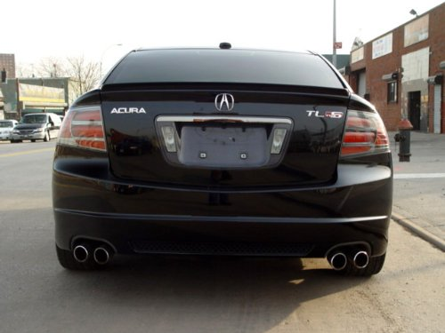 Amazoncom DEPO ACURA TL TYPE S LOOK TAIL LIGHT SMOKE - Acura tl taillights