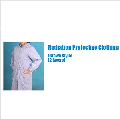 GOWE Women Radiation Protective Clothing with Metal Fibrosis Conductive Fabric 2 Layers by Gowe