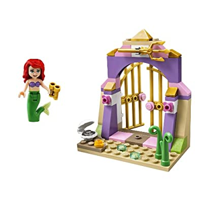 LEGO Disney Princess 41050 Ariel's Amazing Treasures: Toys & Games