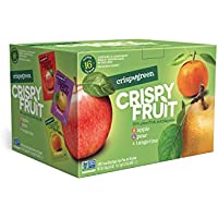 16 Ct. Crispy Green 100% Freeze-Dried Fruits Variety Pack