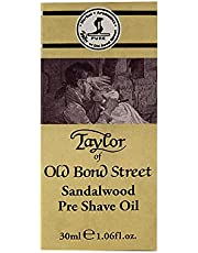 TAYLOR OF OLD BOND STREET Preshave olie-sandelhout, 30 ml