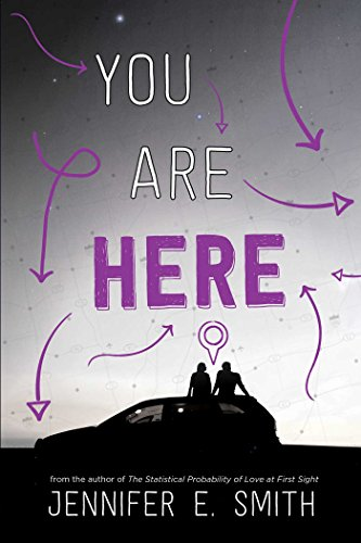 Book cover for You Are Here