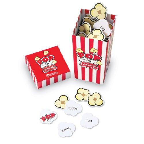 sight word popcorn - 5