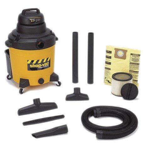 IndUStrial Wet/Dry Vacuum 16 GAL 9254210 Shop-Vac Vacuum Cle