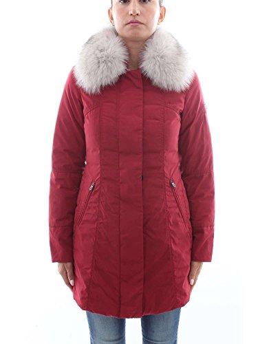 Donna Metropolitan Fur Peuterey Rosso Da Gb Giaccone pwnPO4