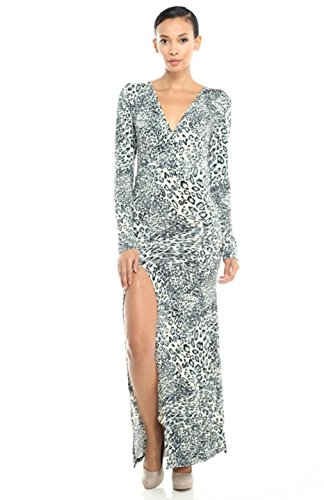 junior animal print dresses - 7