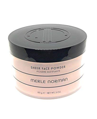 - Merle Norman - Sheer Face Powder - Finishing Powder - Provides a matte Finish