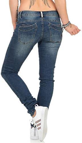 Buena Vista dames jeans Malibu Tapered Slim Fit