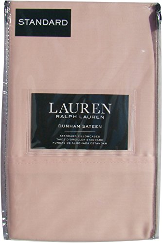 Lauren Ralph Lauren Dunham Peony Pale Pink Pillowcases Standard/Queen
