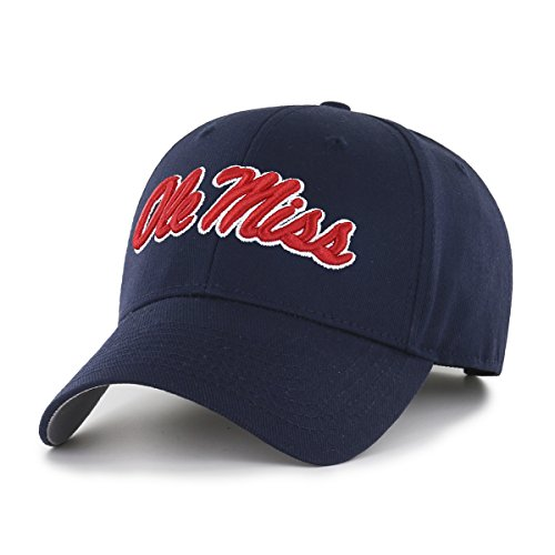 pretty nice d027f d5c93 Mississippi Rebels Fitted Hats. NCAA Mississippi Old Miss Rebels ...