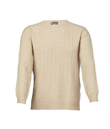 Cashmere Cable Sweater - 2