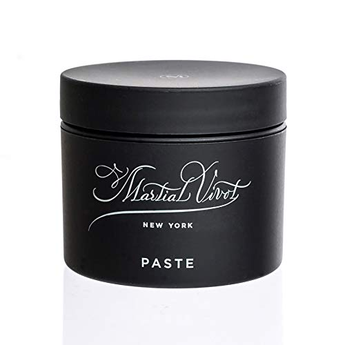 - Martial Vivot Men's Certified Organic Styling Hair Paste for Strong Hold Styling Paste and All Natural Men's Styling Product Sulfate Alcohol Free Aloe Vera Base