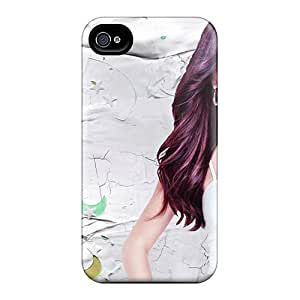 Hot Design Premium BjeVfre2919jmxYH Tpu Case Cover Iphone 4/4s Protection Case(selena Gomez We Own The Night)