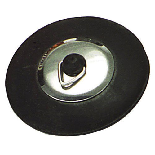 Wolfpack 4010420 Tapon Goma Tipo Roca con Pestañ a 44 Mm