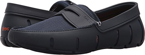 SWIMS Men's Penny Loafer Navy 10.5 M US by SWIMS