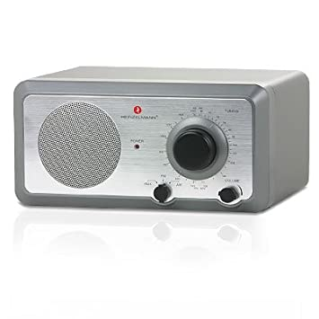 Heinzelmann Retrodesign Radio Amazon De Kuche Haushalt