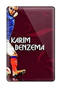 Cute Tpu Frances T Ferguson Beautiful Karim Benzema Euro Case Cover For Ipad Mini/mini 2