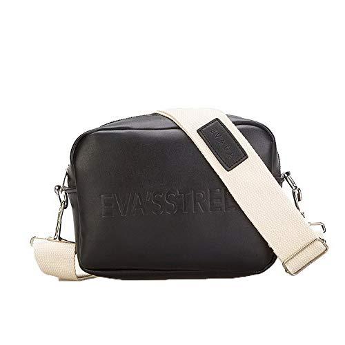 Black Bags Pu Gray Bags Casual GMDBA203566 Crossbody Women's AgooLar BqxpU8A