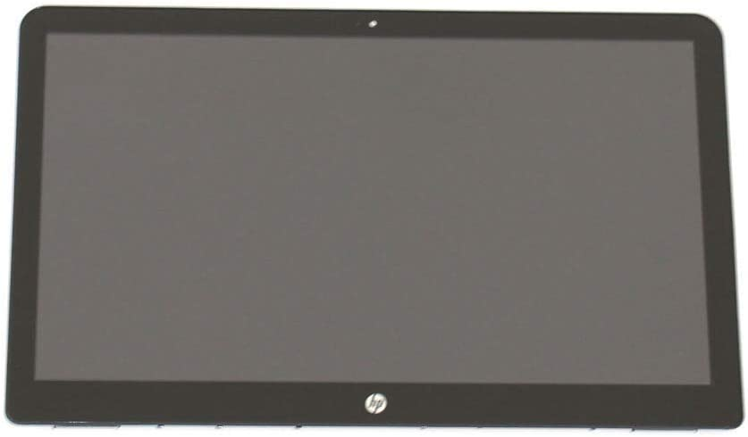 """for HP 15.6"""" FHD LCD Screen Display Touch Digitizer Bezel Assembly Pavilion X360 15-bk152NR 15-bk153NR"""