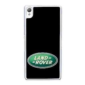Land Rover V5A5Wr Funda Sony Xperia Z3 teléfono celular Funda casos Caso teléfono blanco J8E1KD Moda fundas duro