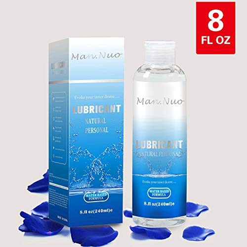 MAN NUO Water Based Lubricant Long Lasting product image