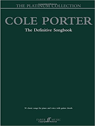 Cole Porter The Platinum Collection The Definitive Songbook