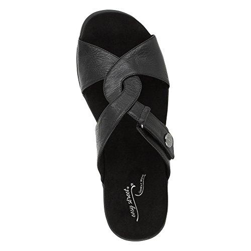 Easy Street Mujer Spark Flat Sandal