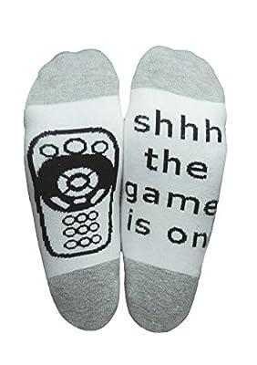 Women's Cotton Funny Crew Socks Novelty Funky Cute Game Party Hosiery