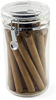 Prestige Import Group Acrylic Cigar Jar