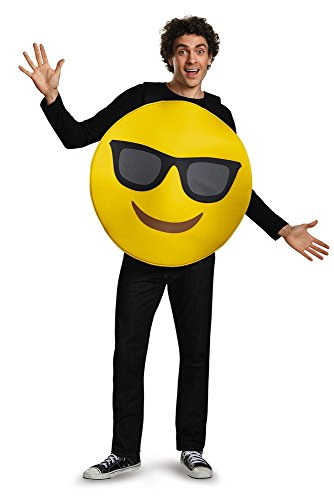 Sunglasses Emoji Costume For Boys