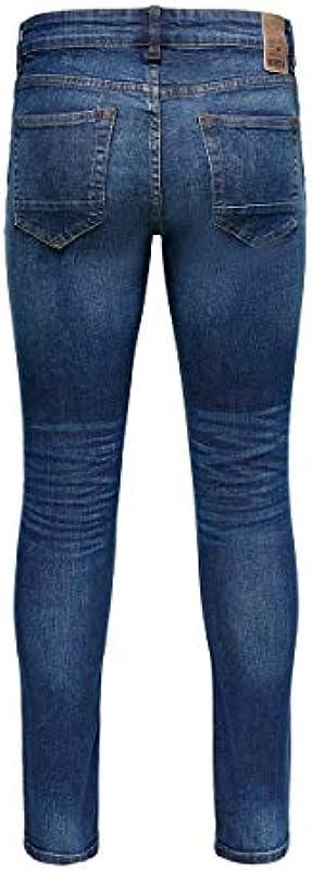 ONLY & SONS Onsloom Life jeansy męskie: Odzież