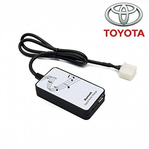 Interfaz Adaptador puerta USB –  AUX IN –  Bluetooth para radio Toyota 5 + 7 Pins bhc-toyota02 Sound-way